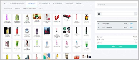 Get a POS system designed for your business | Verve Software